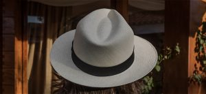 The unique coolness of a Panama hat