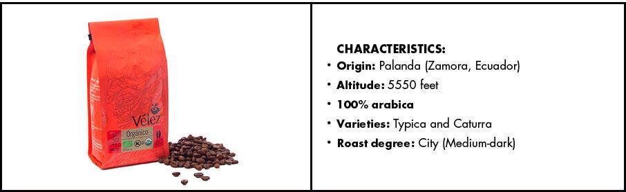 Organic Gourmet Coffee Beans