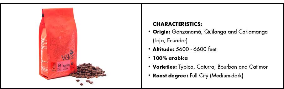 Lojano Gourmet Coffee Beans