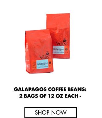 Galapagos Coffee Beans
