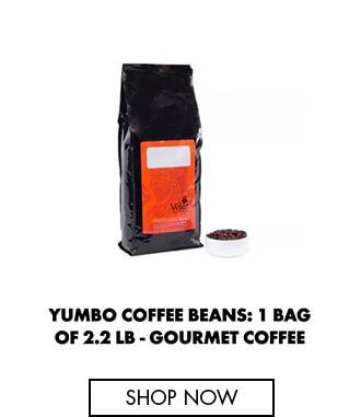 Yumbo Coffee Beans