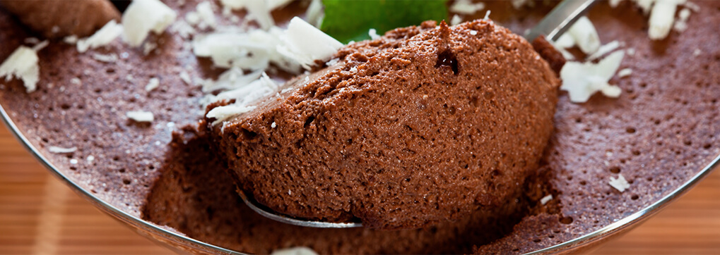 Keto Chocolate Mousse Instructions