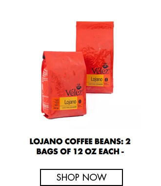 Lojano Coffee Beans