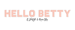 logo hello betty