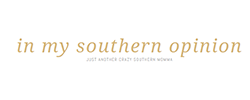 logo in my southern opinion