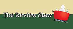logo the review stew