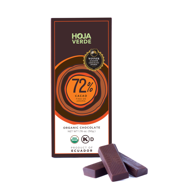Best organic dark chocolate