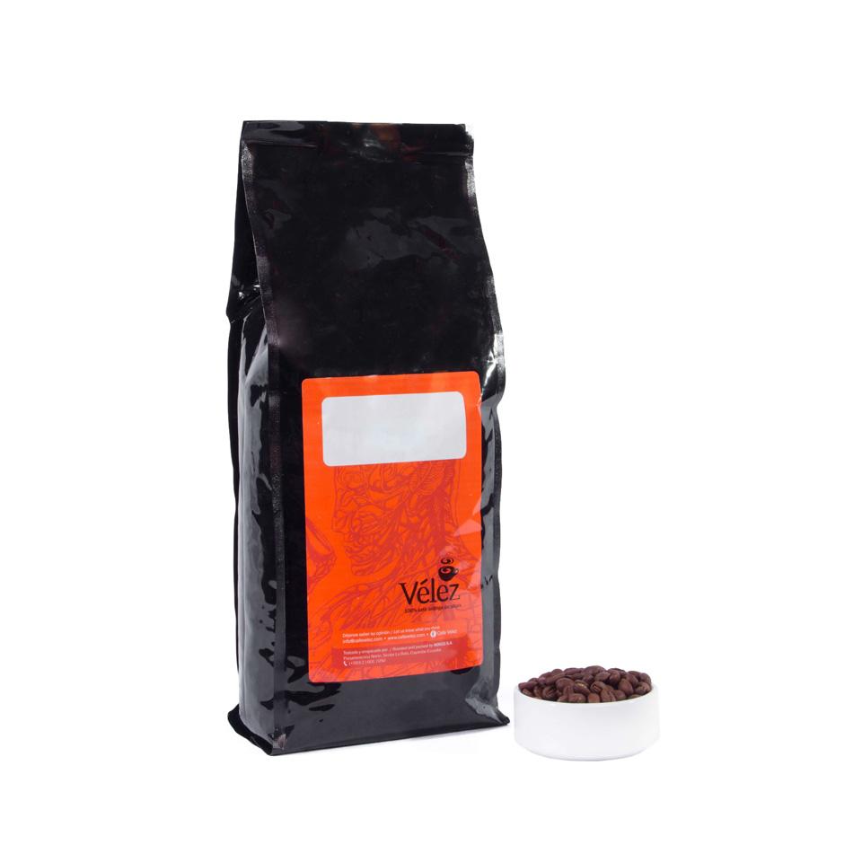Lojano Coffee Beans: 1 Bag Of 2.2 lb - Gourmet Coffee From Ecuador