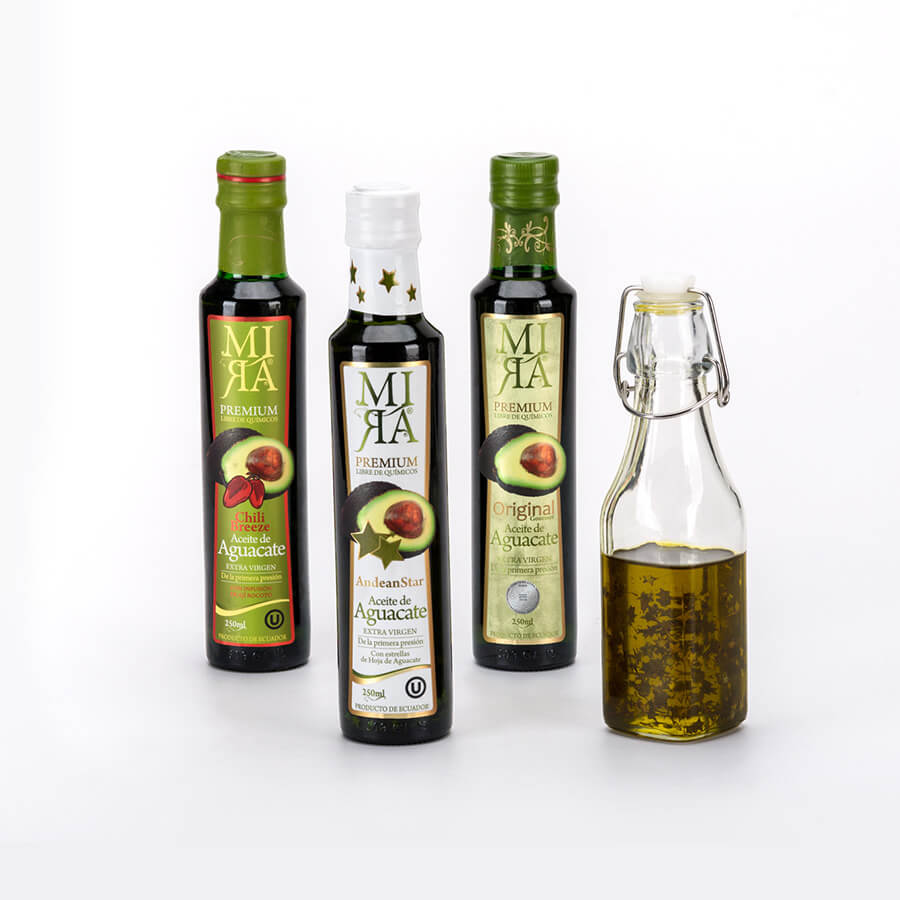 3 Pack of Extra Virgin Avocado Oil