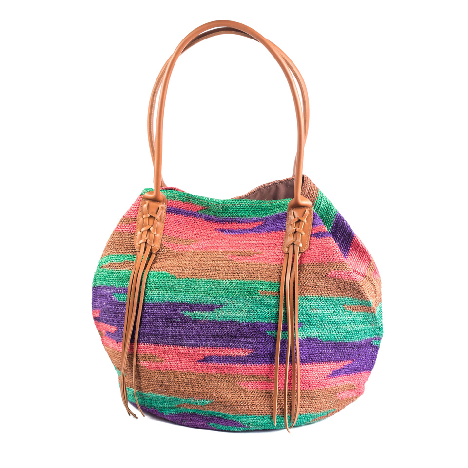 Braided Bag - Multicolor