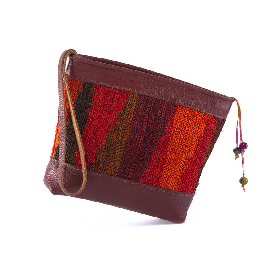 Multicolor Mini Clutch
