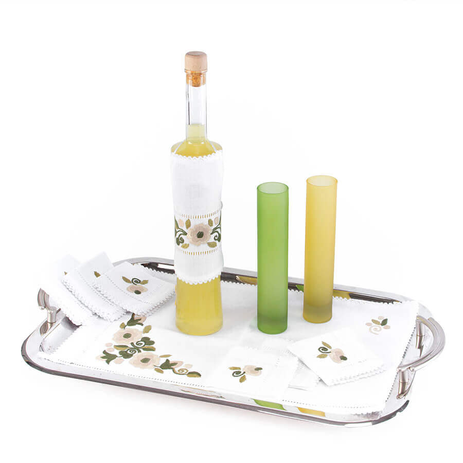 Country Set of Bar Accessories