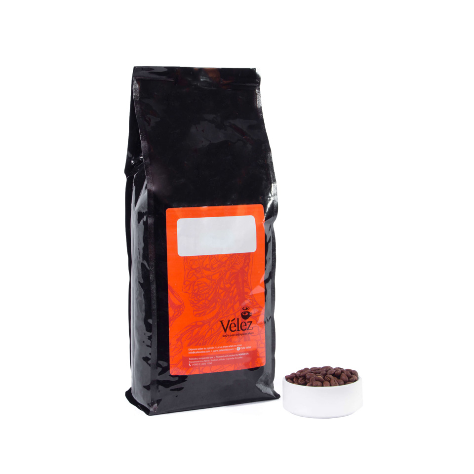 Yumbo Coffee Beans: 1 Bag of 2.2 lb - Gourmet Coffee from Ecuador