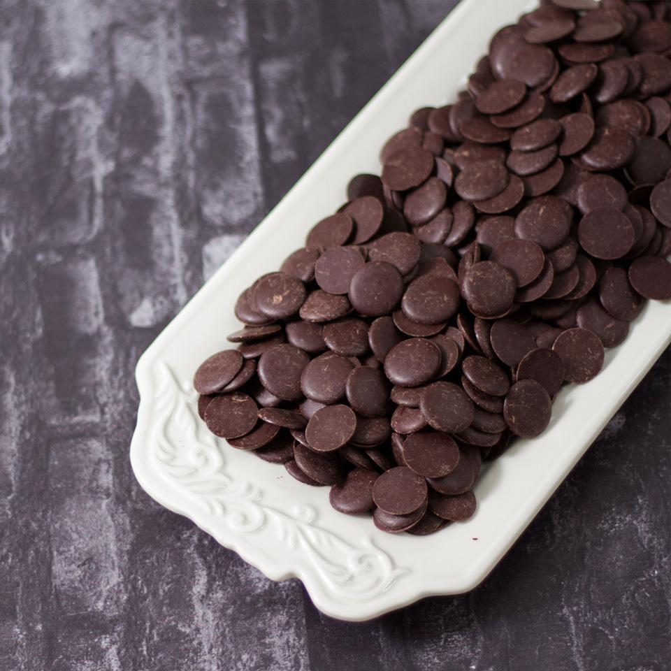 Dark Organic Chocolate Make In Ecuador