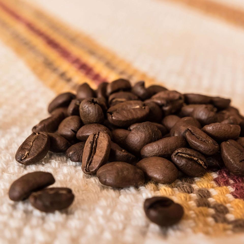 Lojano Coffee Beans: 1 Bag Of 2.2 Lb