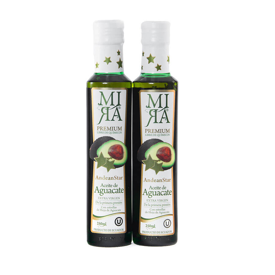 Andean Star Extra Virgin Avocado Oil: Pack of 4