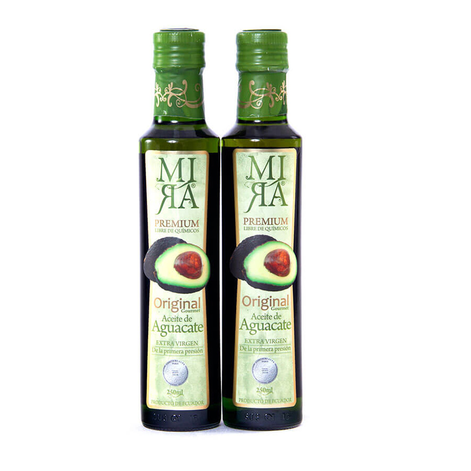 Original Extra Virgin Avocado Oil: Pack of 4
