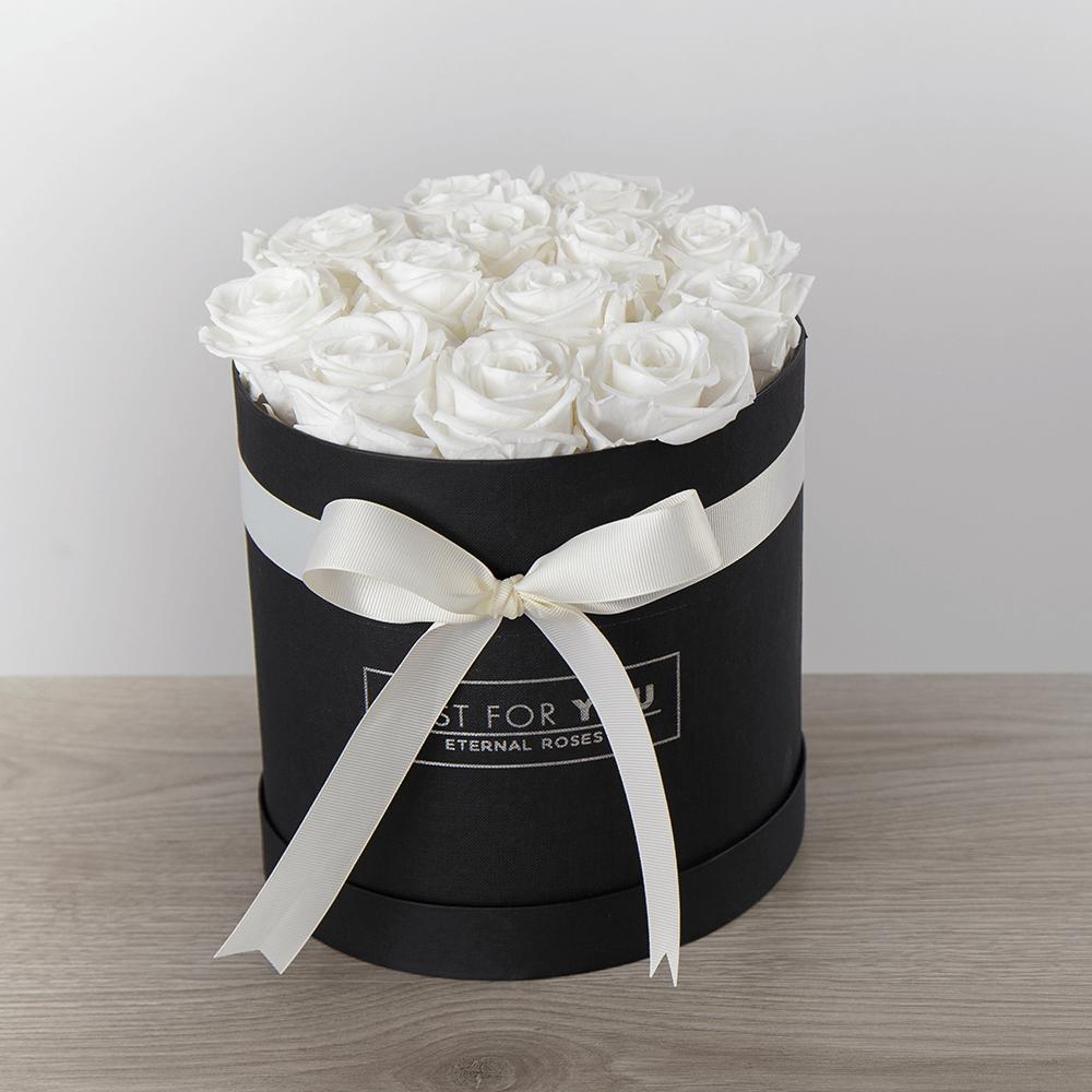 Roses Box Round