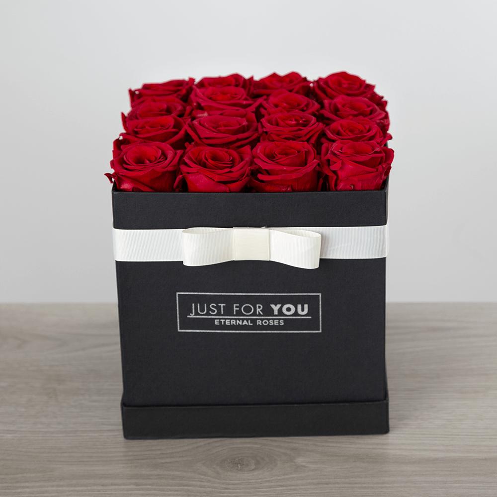 Roses Box Square