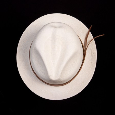 panama hat from Ecuador