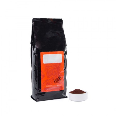 Lojano Ground Coffee: 1 Bag of 2.2 lb - Gourmet Coffee from Ecuador