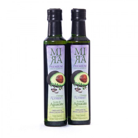 Omega Romance Extra Virgin Avocado Oil: Pack of 4