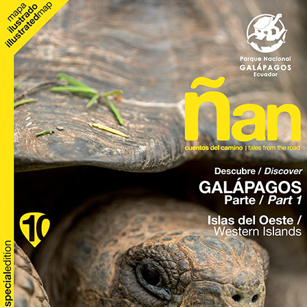Nan Magazine - Pack Galapagos and other